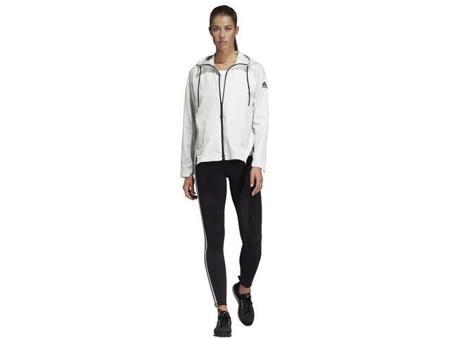 460fadda adidas TERREX Urban CS Jakke Damer, raw white | Find outdoortøj, sko ...